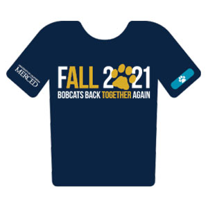 Get Vaccinated UC Merced Shirt